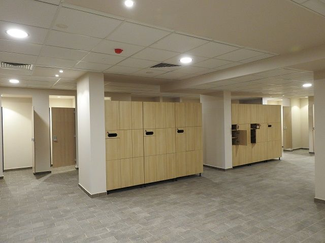 aqua park arsenal 10 vestiare