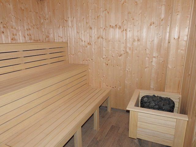 aqua park arsenal sauna